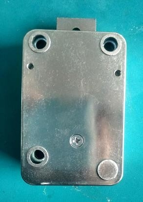 Durable Safe Combination Lock Metric Mounting Screws Computer Connection